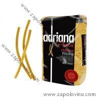 Adriana těstoviny semolinové vlasové nudle niťovky 500 g