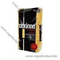 Adriana těstoviny semolinové tortiglioni 500 g