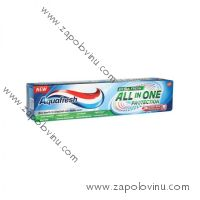 Aquafresh All in One Protection Extra Fresh zubní pasta 75 ml