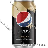 Pepsi Cola Vanilla 330 ml