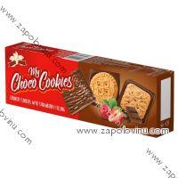 Cookiesland MY Choco Cookies Strawberry 130g