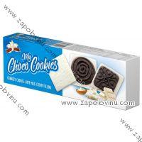 Cookiesland MY Choco Cookies Milk Cream 130g