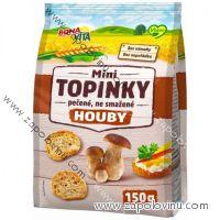 BonaVita Topinky mini houby 150 g