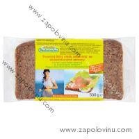 Mestemacher Trvanlivý chléb celozrnný se slunečnicovými semeny 500g