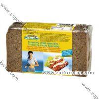Mestemacher Celozrnný chléb s žitem, ovšem a pšeničnými klíčky 500g