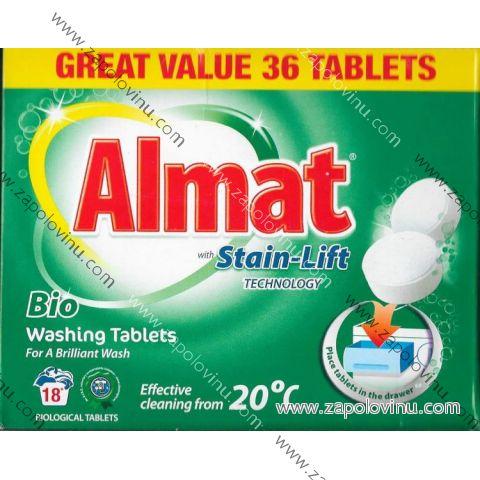 Almat na bílé prádlo 36 Tablet
