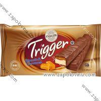 Schokoliebe čokoládová tyčinka se sušenkou a karamelem 290g