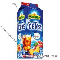 Pfanner Ledový čaj broskvový 2 l