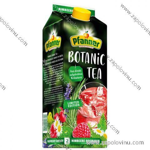 Pfanner Ledový čaj malina a rozmarýn 2 l
