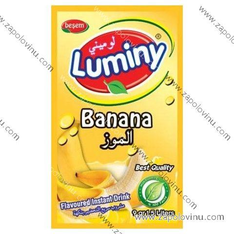 Luminy instantní nápoj banán 9g