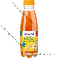 Bebivita 100% mrkev v ovocné šťávě 500 ml