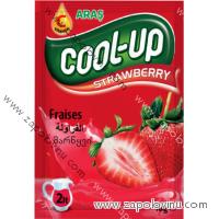 Cool Up Instantní nápoj Jahoda 10g
