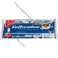 G+G Smetany do kávy 10% tuku, 20 x 10g