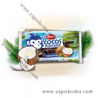 Zetti kokosové vločky v tmavé čokoládě 250 g