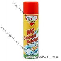 Top Cleaner pěnový WC čistič citron 500 ml