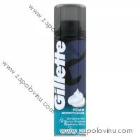 Gillette Shave Foam Sensitive pěna na holení pro citlivou pokožku 200 ml