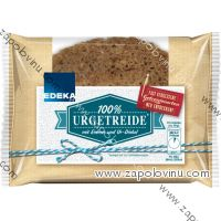 EDEKA starodávný obilný chléb krájený 350g