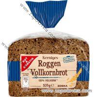 G+G Celozrnný žitný chléb krájený 500g