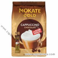 Mokate Gold cappuccino chocolate 10x14g