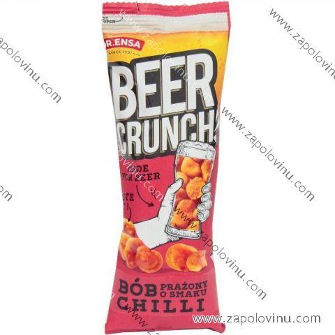 Dr. Ensa Beer Crunch bob dýně pražená solená s chilli arómou 43 g