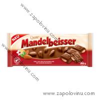 Choceur mléčná čokoláda s mandlemi 100g