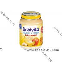 Bebivita ovoce tvaroh jablko banán 190 g