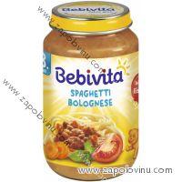 BEBIVITA,Boloňské špagety 220 g
