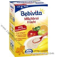 Bebivita Mléčná kaše ovocná 500g