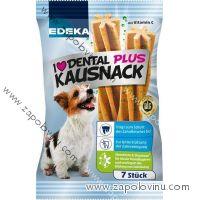 Edeka Dentální tyčinky pro malé a střední psy 210g 7ks